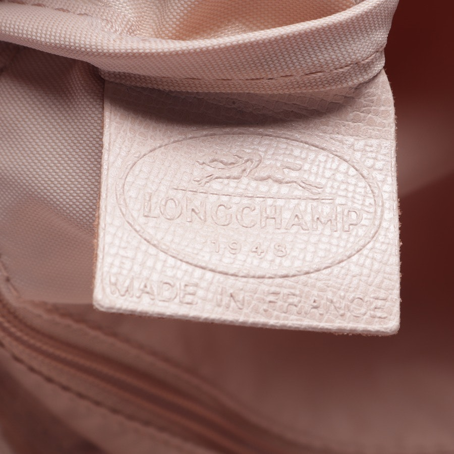 shoulder bag from Longchamp in beige