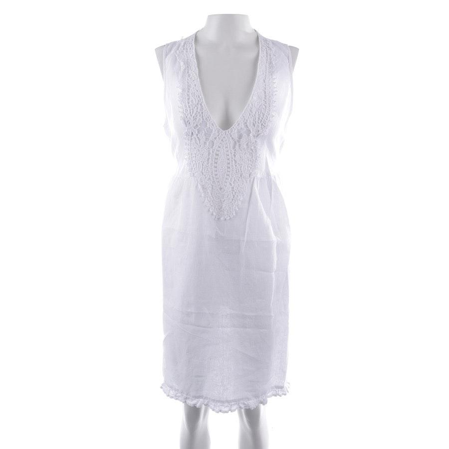 Sommerkleid von 0039 Italy in Weiß Gr. S