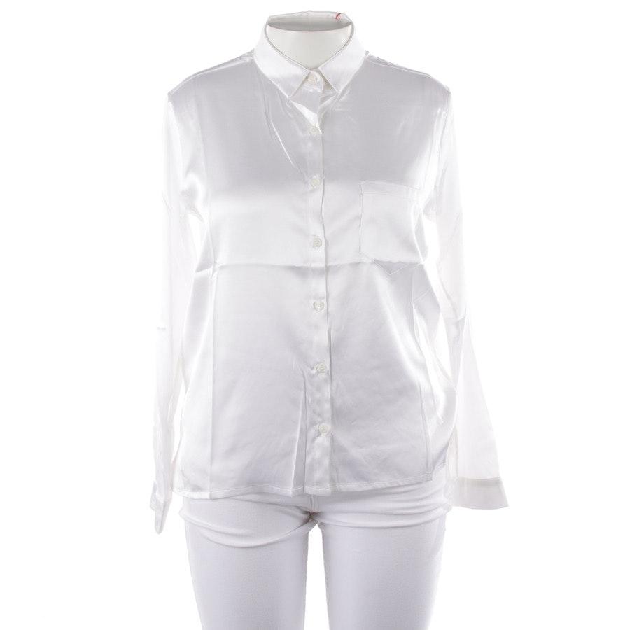 Bluse von Incentive! Cashmere in Weiß Gr. L - NEU mit Etikett