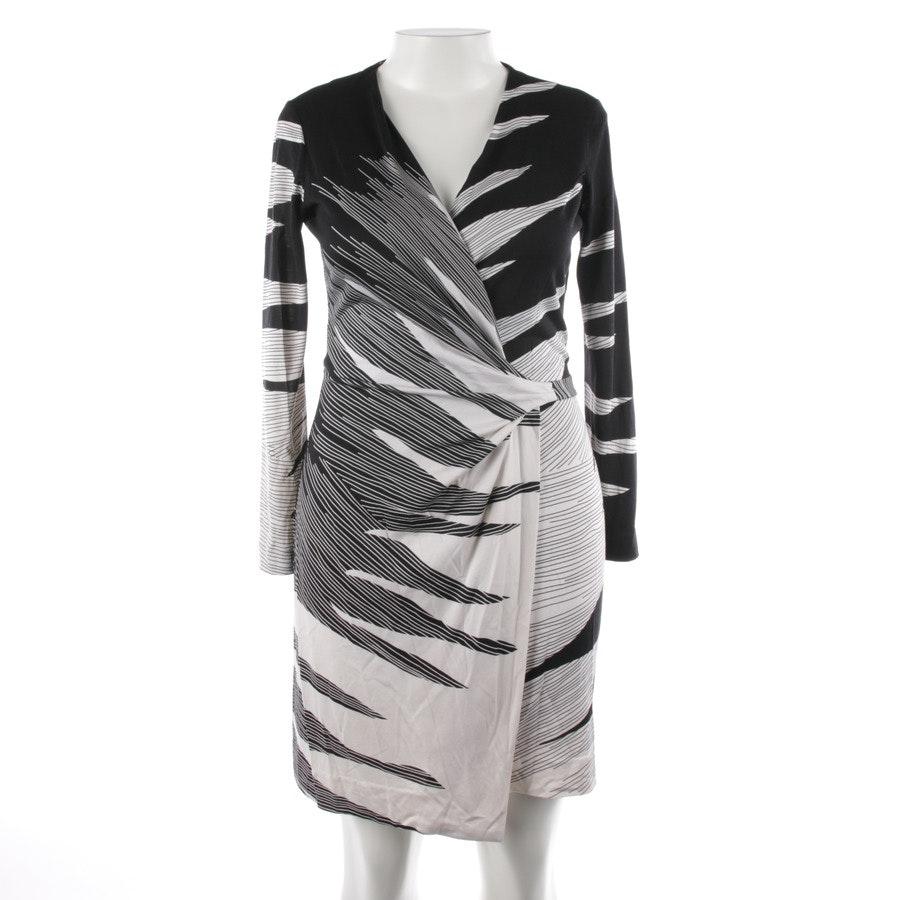 dress from Diane von Furstenberg in cream white and black size 40 US 10 - valencia