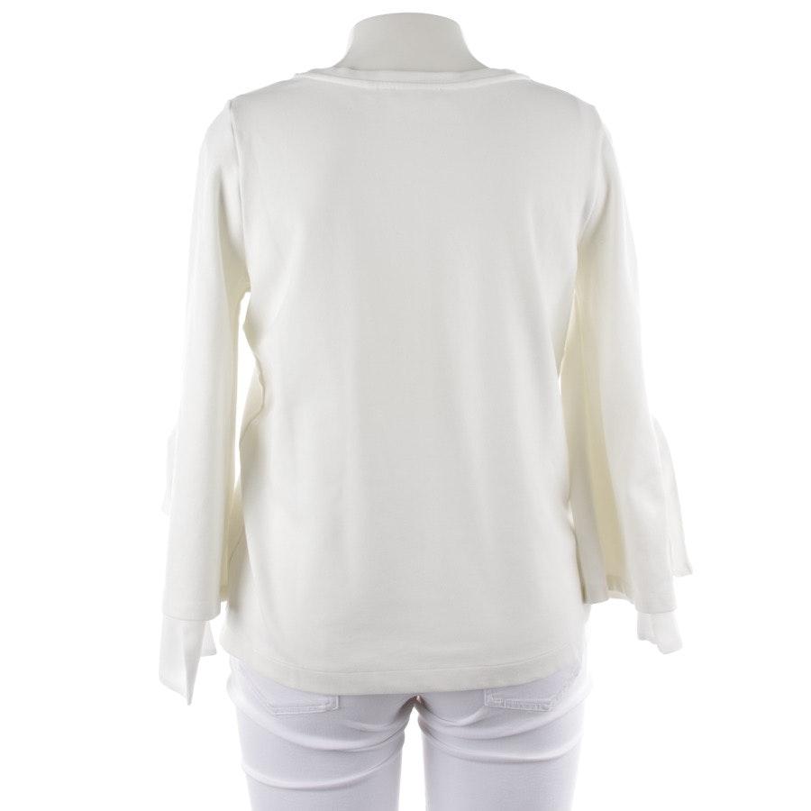 Sweatshirt von (The Mercer) NY in Weiß Gr. 40
