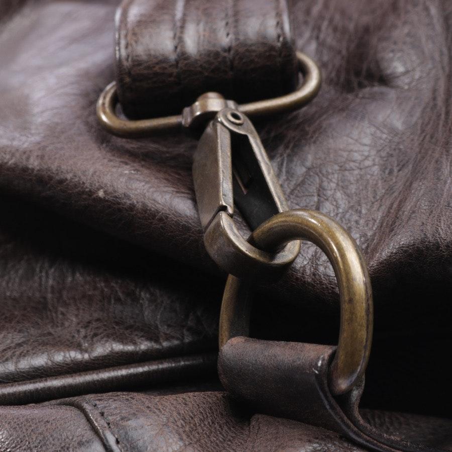 Handtasche von Belstaff in Dunkelbraun