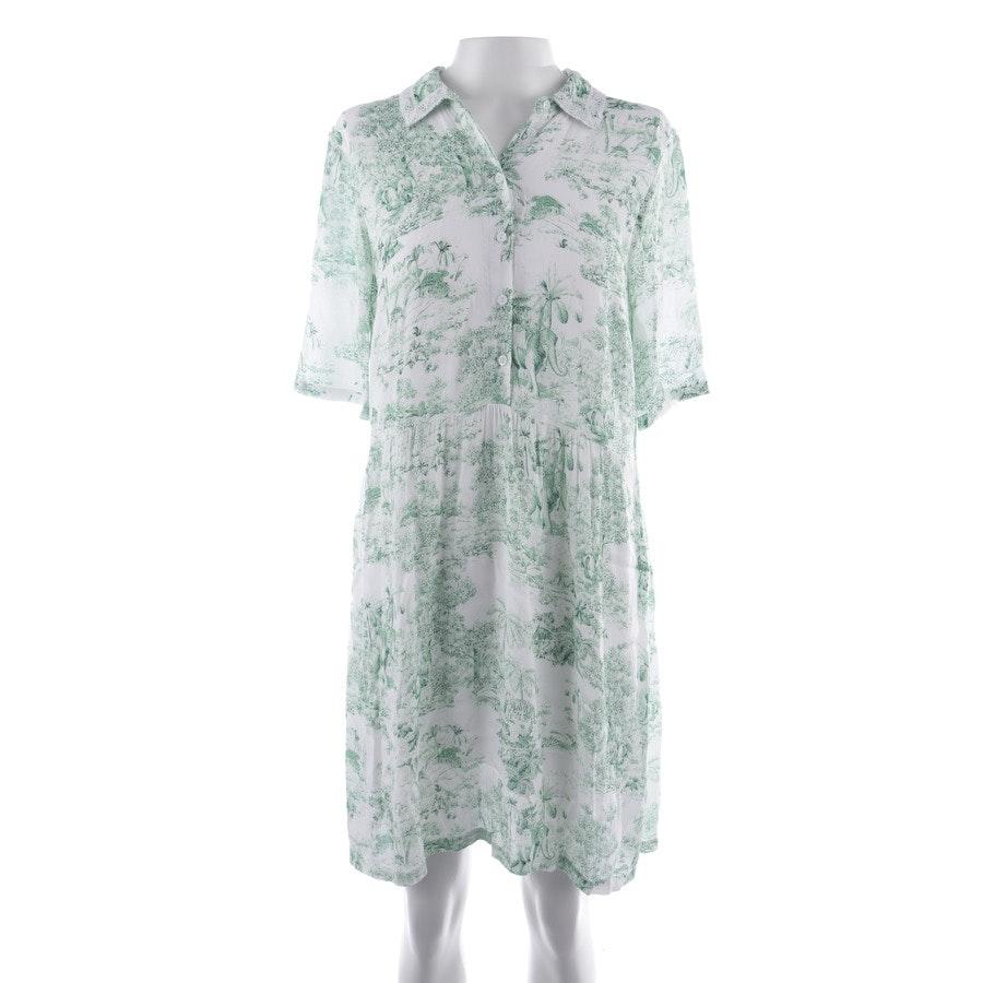 Kleid von Rich & Royal in Grün und Weiß Gr. 38