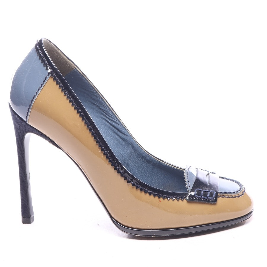 pumps from Saint Laurent in night blue size EUR 36,5