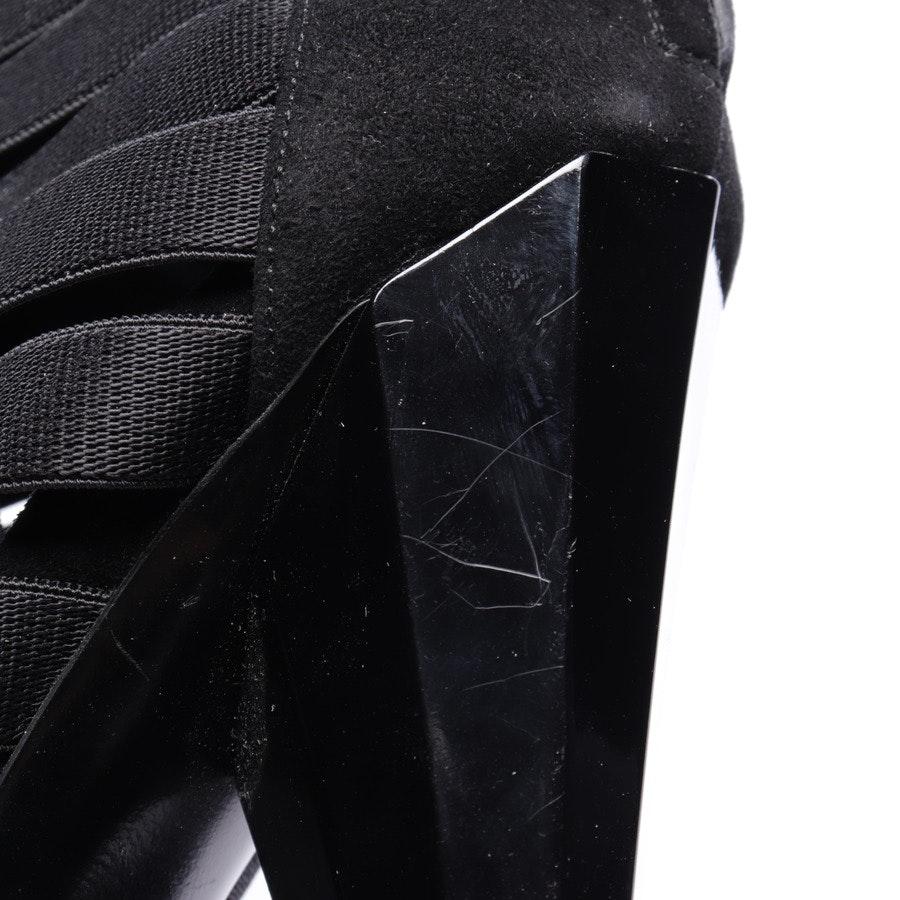 Ankle Pumps von Gucci in Schwarz Gr. EUR 39