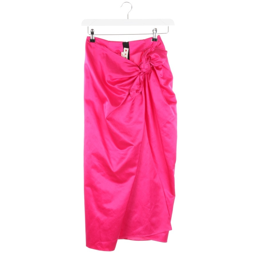 skirt from Marni in neon pink size 32 IT 38 - new