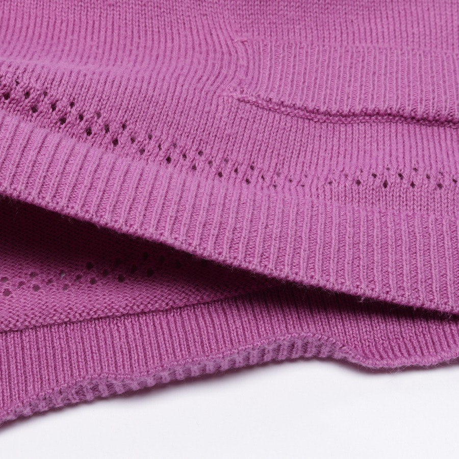Feinstrickjacke von See by Chloé in Flieder Gr. 40