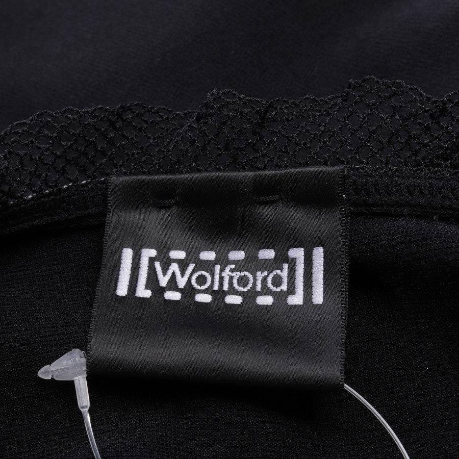 Stretchkleid von Wolford in Schwarz Gr. S