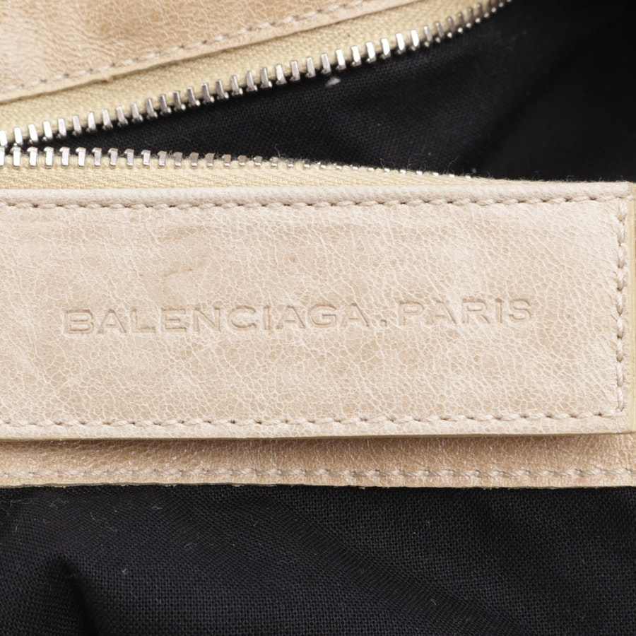backpack from Balenciaga in sand - giant 21 rope backpack