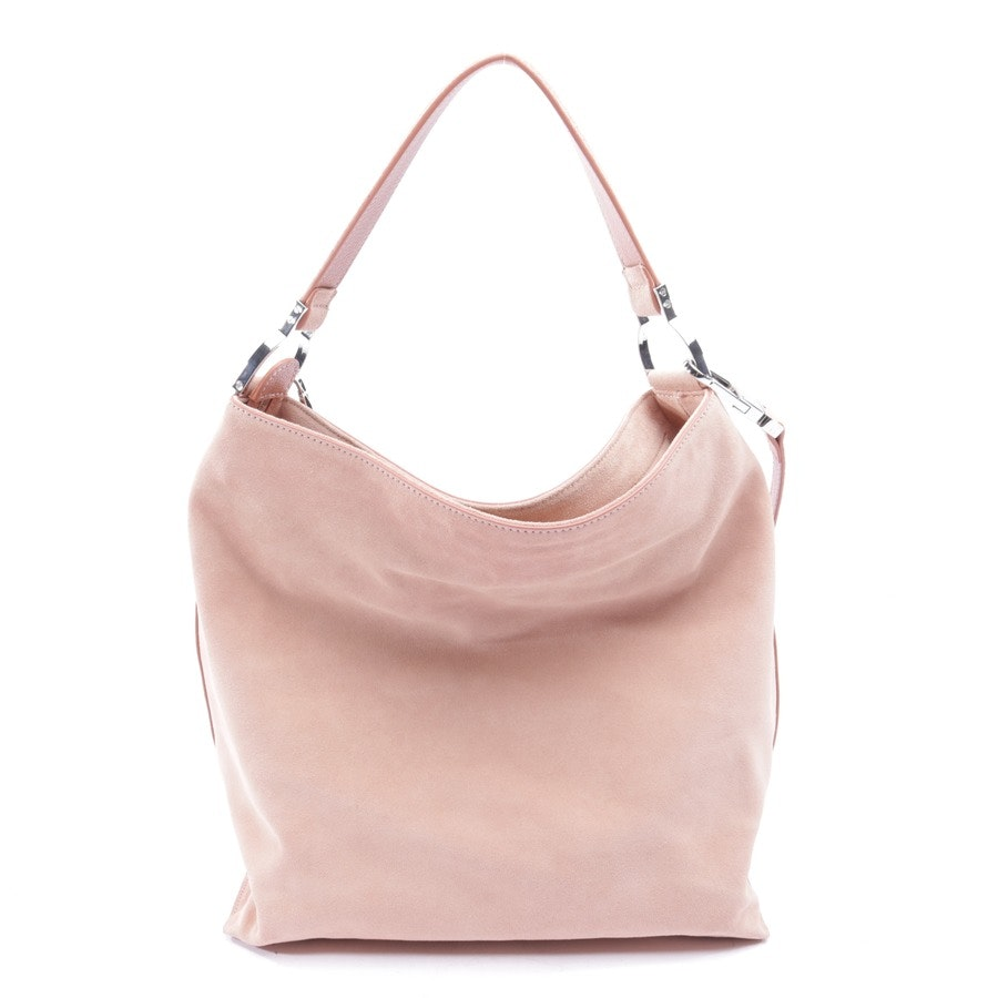 shoulder bag from Coccinelle in pink