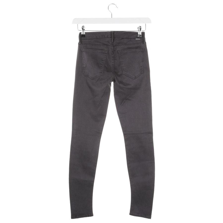 Jeans von Mother in Dunkelgrau Gr. W24
