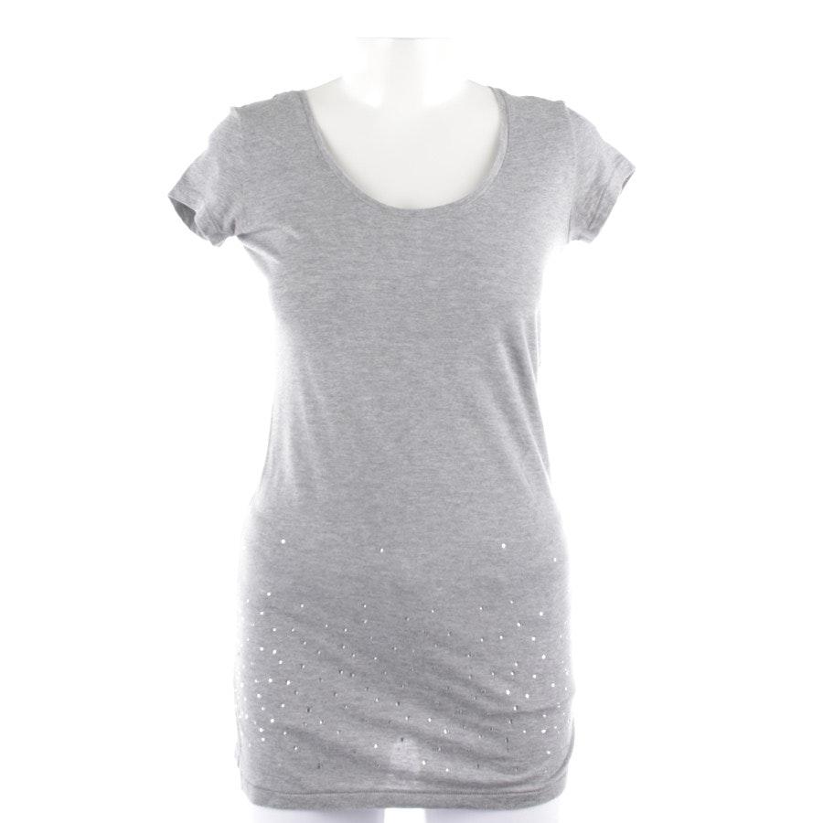 Shirt von Patrizia Pepe in Grau Gr. 38 / 3