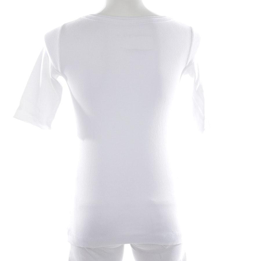 Shirt von Marc Cain Sports in Weiß Gr. 2XS