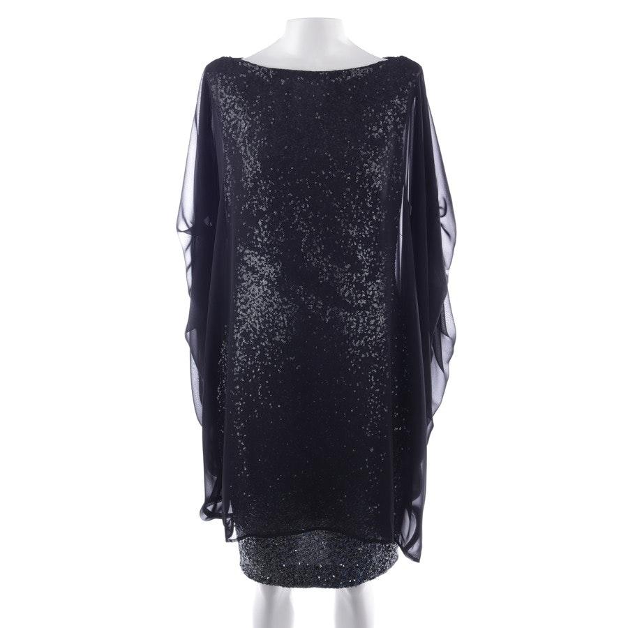 dress from Talbot Runhof in night blue size 38 - new