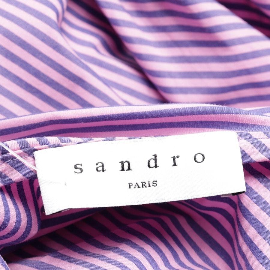Kleid von Sandro in Rosa und Lila Gr. 36 FR 38 - Neu