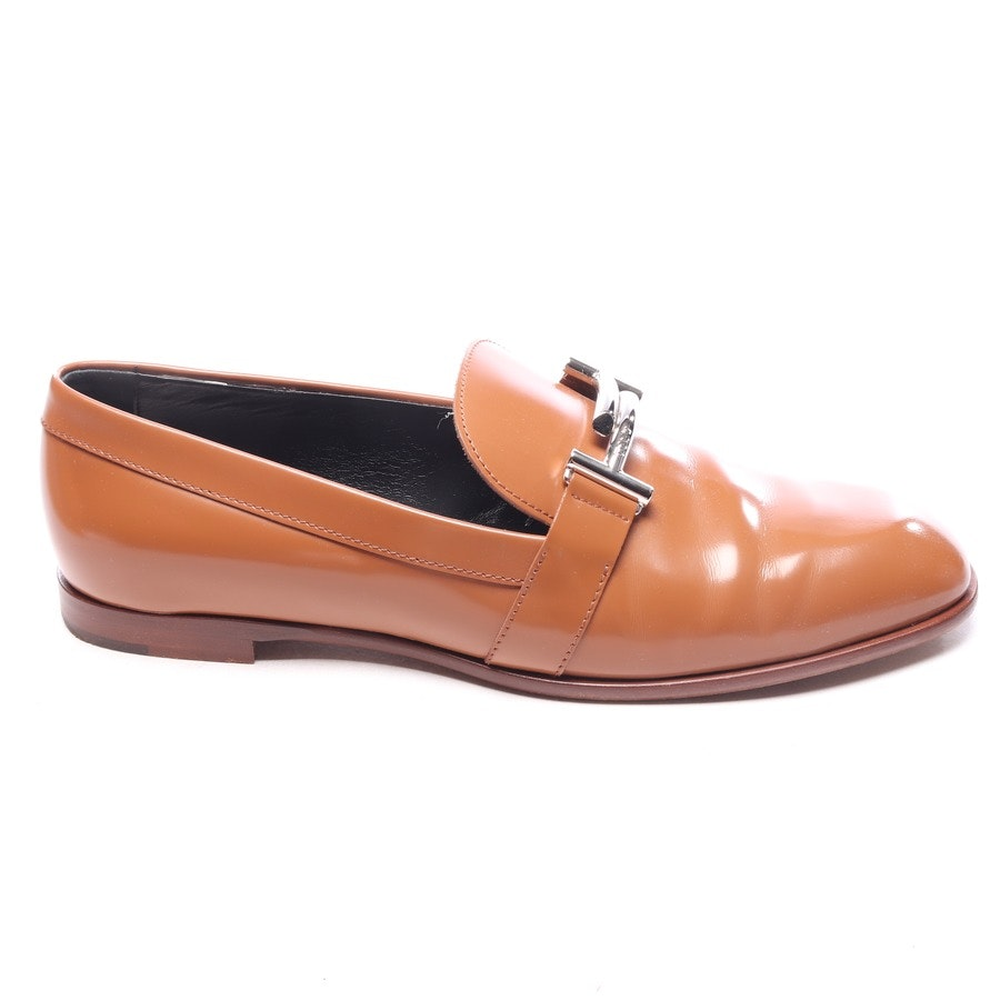 loafers from Tod´s in cognac size EUR 41