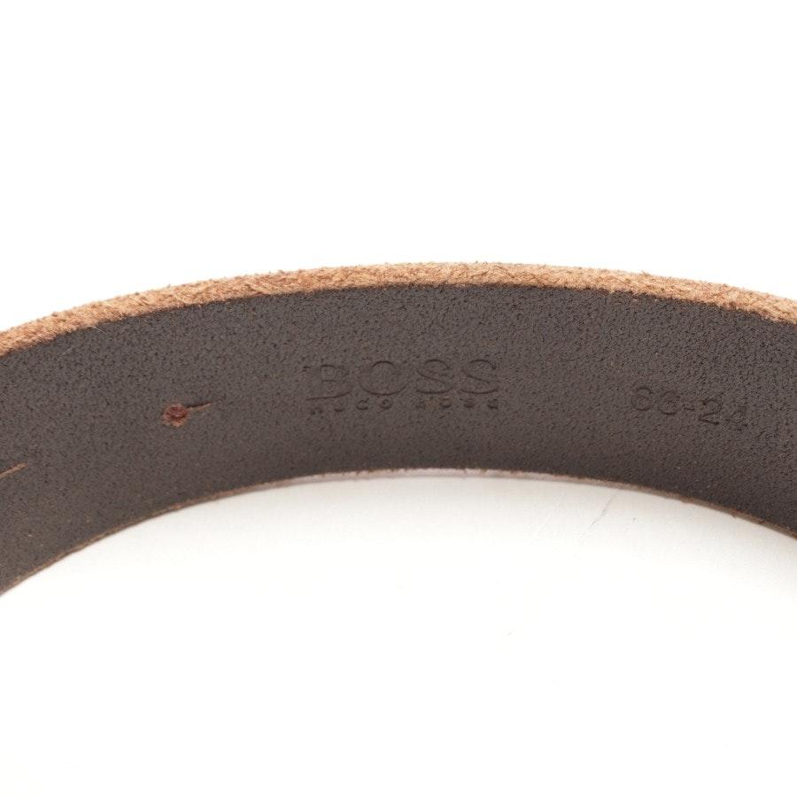 belt from Hugo Boss Black Label in brown size 65 cm