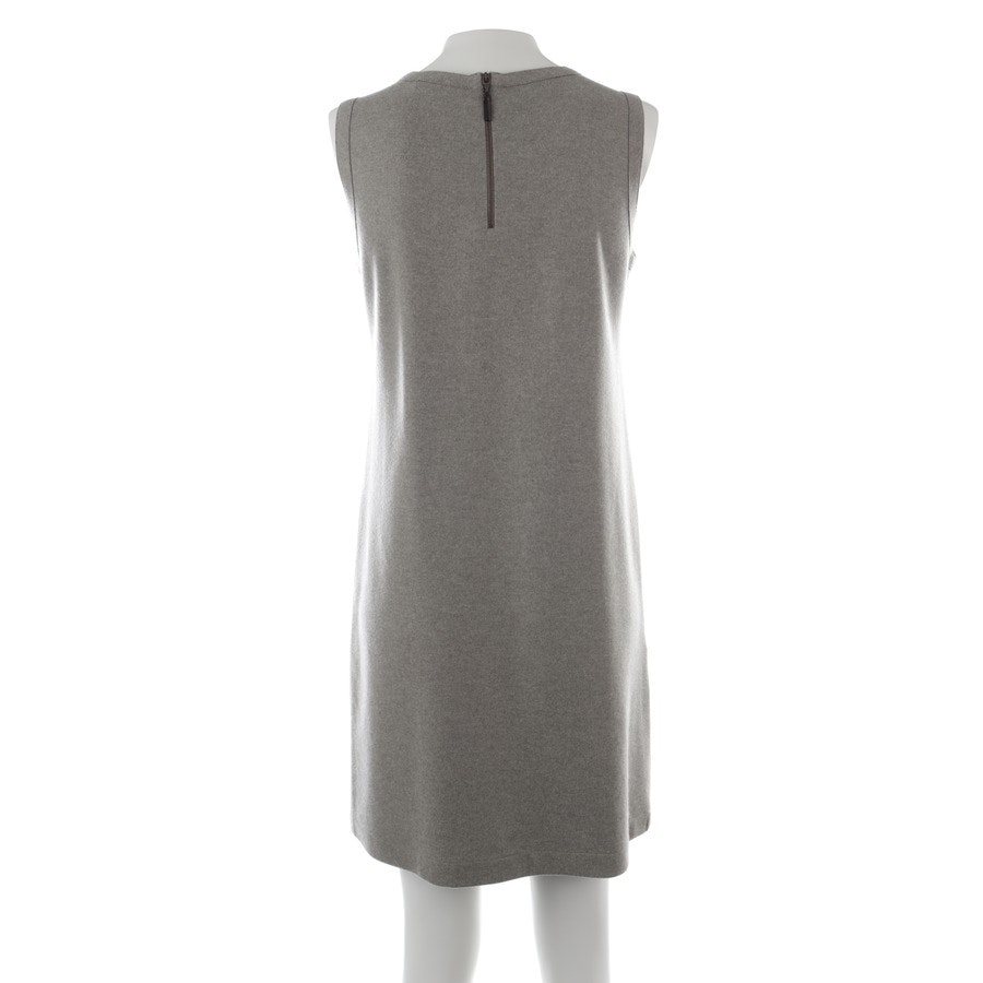 dress from Brunello Cucinelli in light green and beige size S