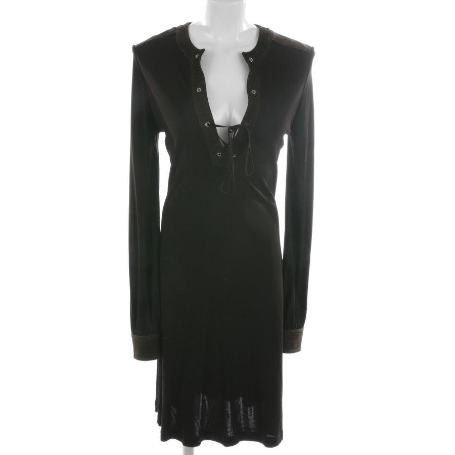 Kleid von Michael Kors in Schokobraun Gr. 36 US 6