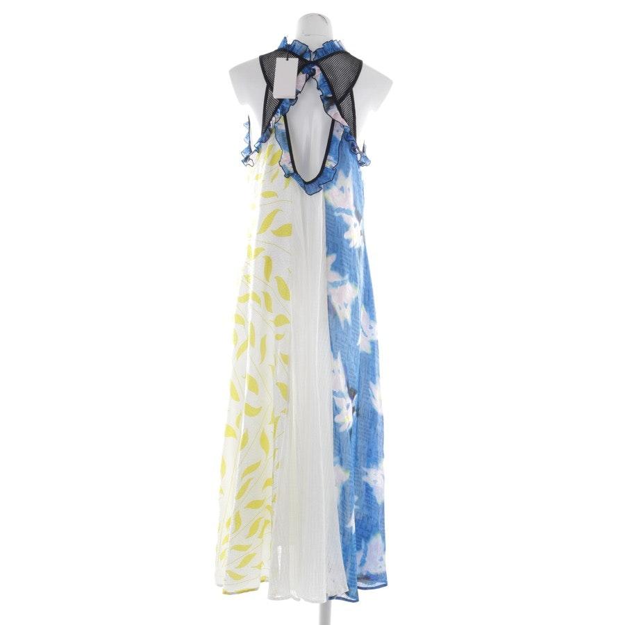 Sommerkleid von Dorothee Schumacher in Weiß und Multicolor Gr. 38 / 3 - Neu