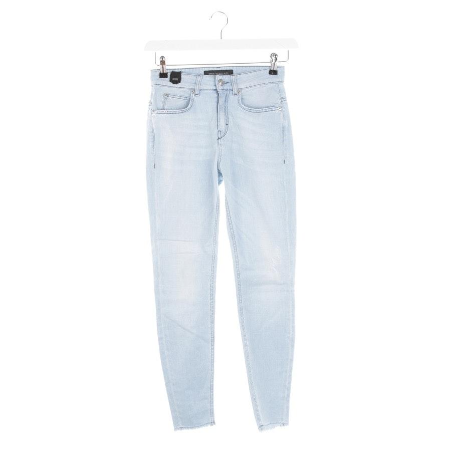 Jeans von Drykorn in Hellblau Gr. W25 L 34