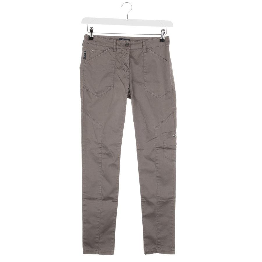Hose von Armani Jeans in Khaki Gr. 32 IT 38