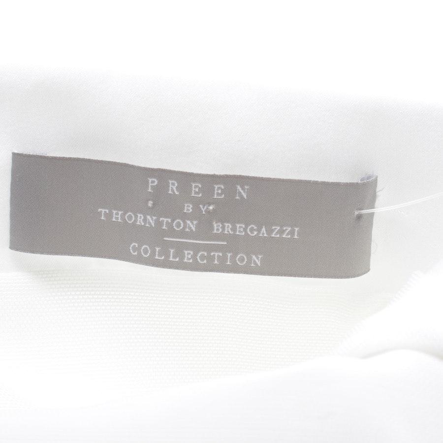 Cocktailkleid von Preen By Thornton Bregazzi in Weiß Gr. S