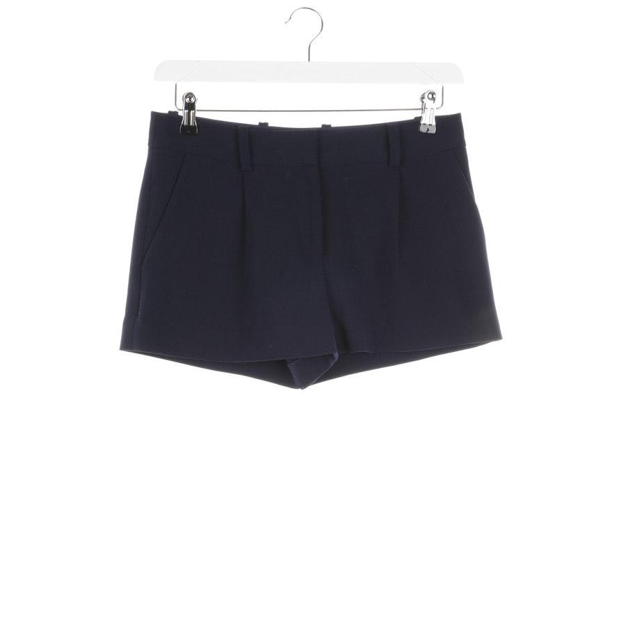 shorts from Diane von Furstenberg in dark blue size 34 US 4