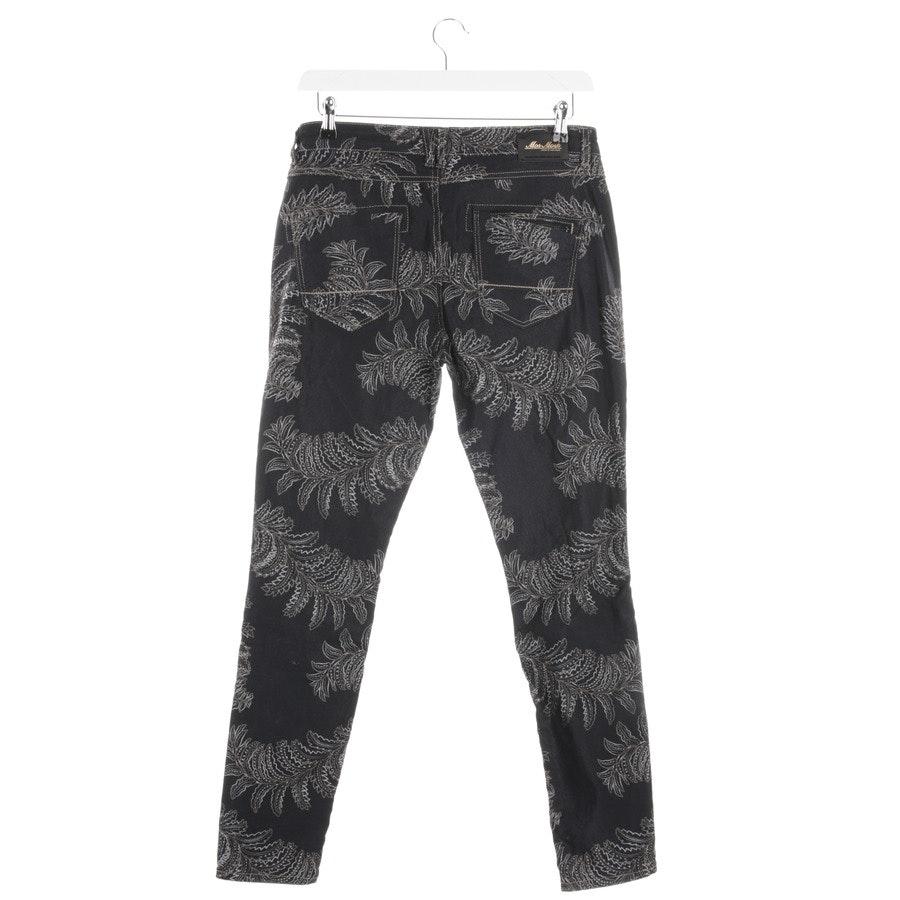 Jeans von Mos Mosh in Schwarz und Beige Gr. W29
