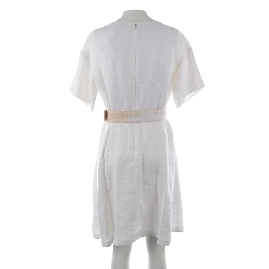 Kleid von Hugo Boss Black Label in Weiß Gr. 36