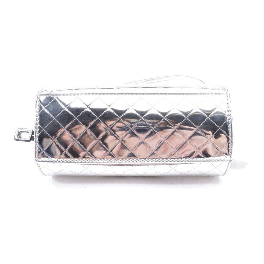 evening bags from Armani Jeans in silver