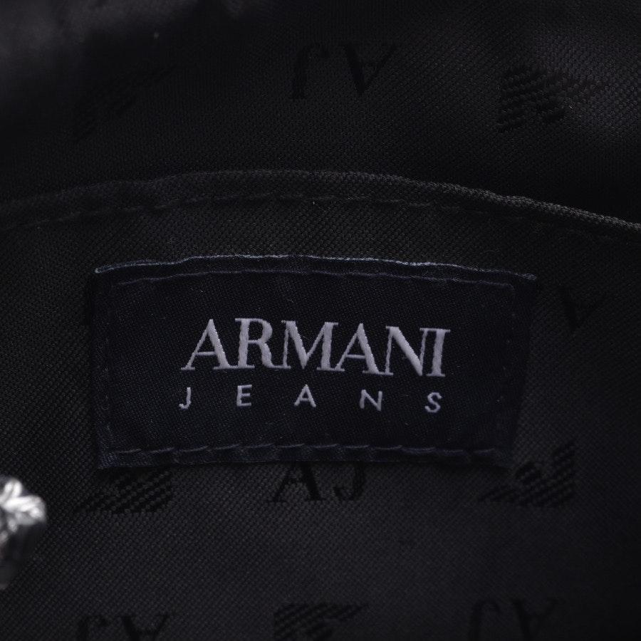 Abendtasche von Armani Jeans in Silber