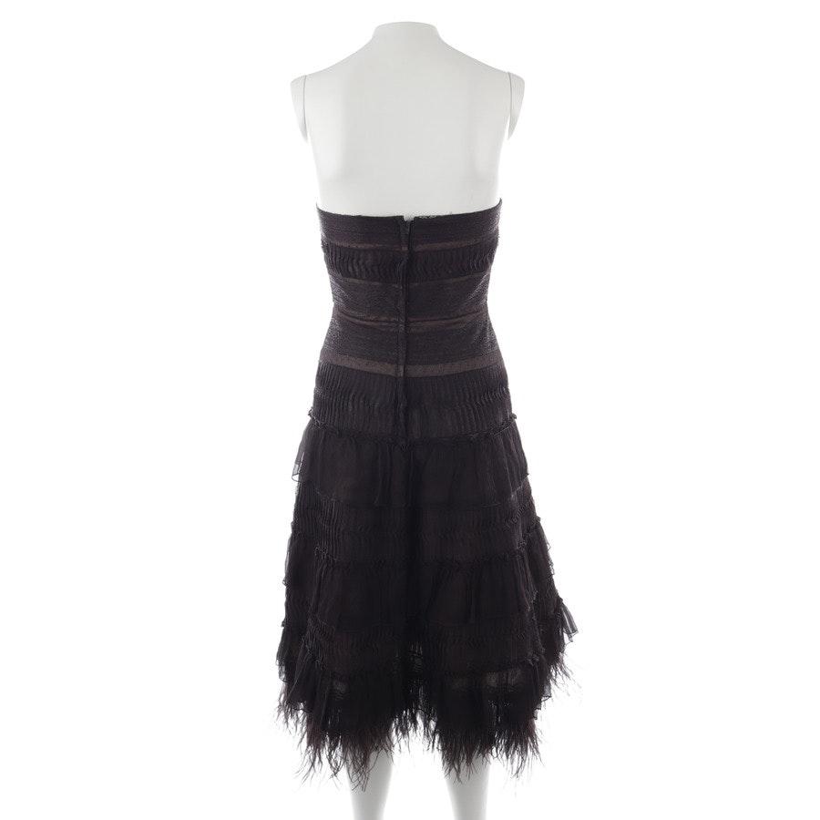 Kleid von BCBG Max Azria in Braun Gr. S