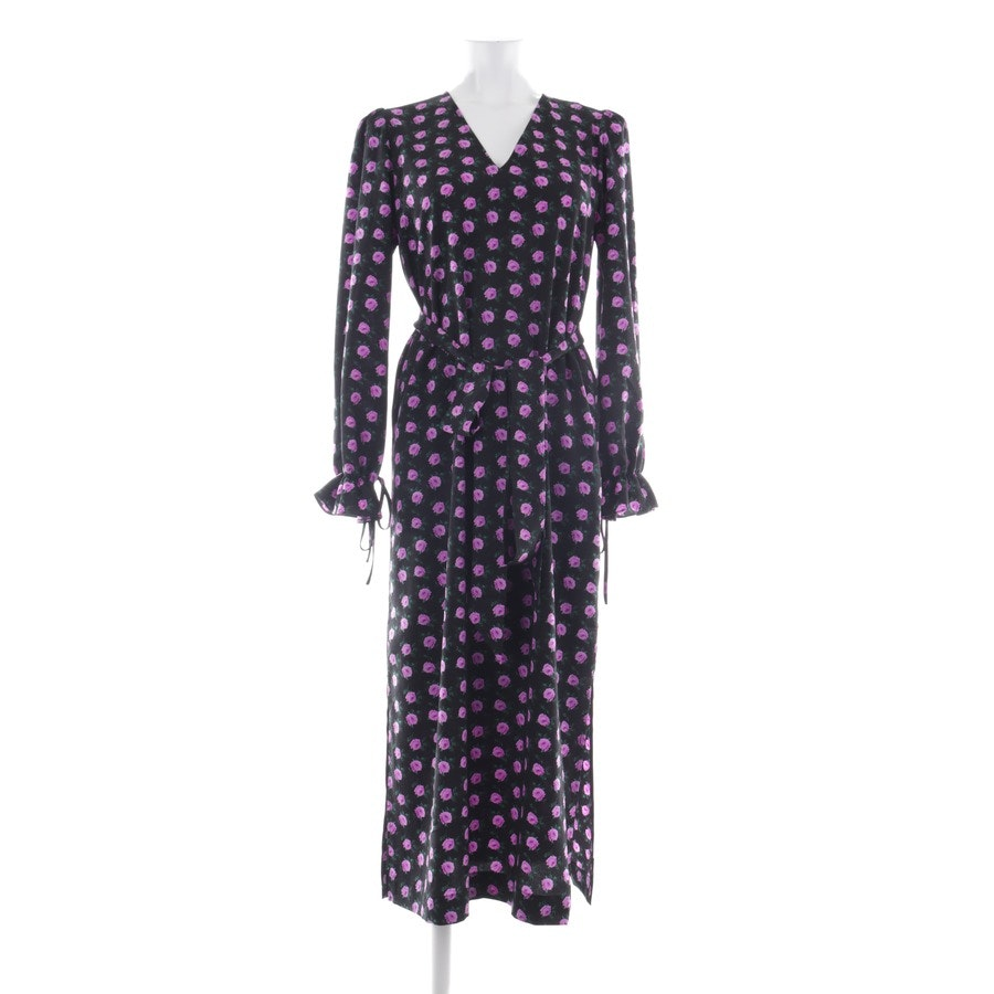 dress from Essentiel Antwerp in black and purple size 36 - new