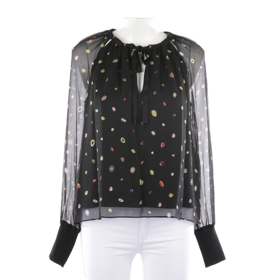 blouses & tunics from Diane von Furstenberg in black and multicolor size M - new