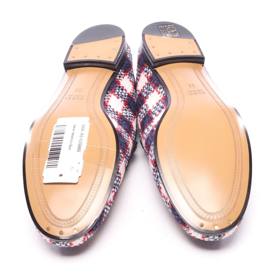 loafers from Gucci in multicolor size EUR 38 - new
