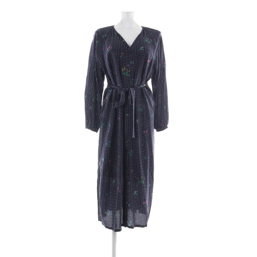 dress from Essentiel Antwerp in night blue and multicolor size 38 - new