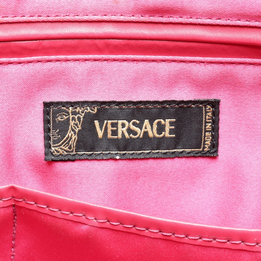 non-leather bags from Versace in multicolor