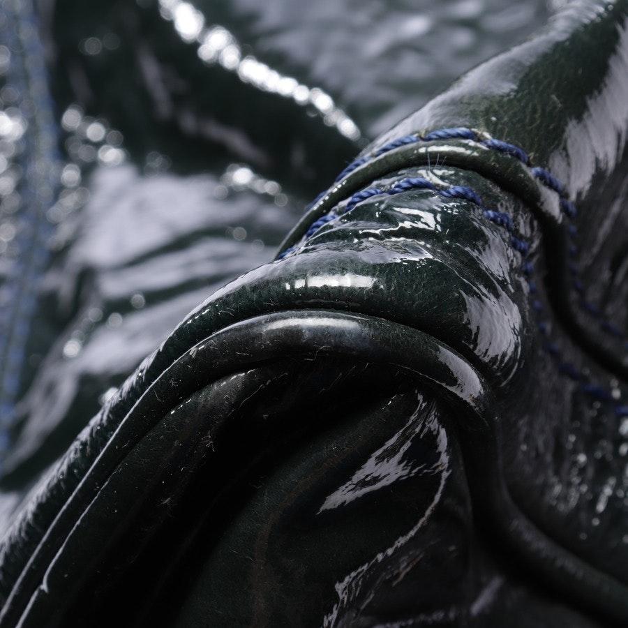 Schultertasche von Chloé in Dunkelgrün - Paddington