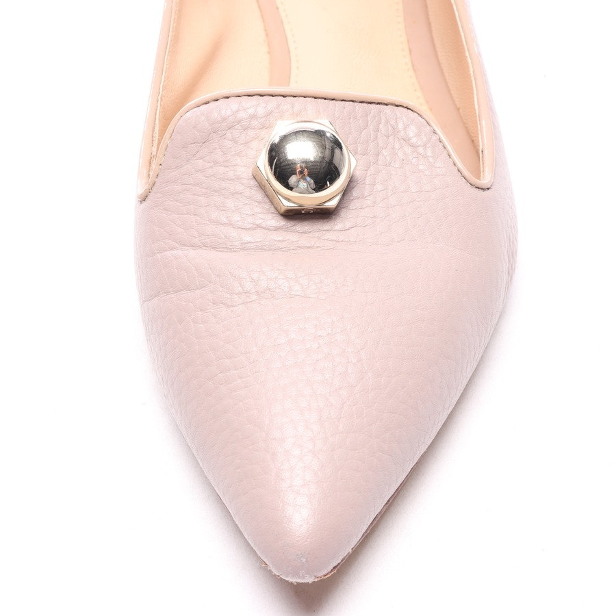 loafers from Aigner in nude size EUR 39