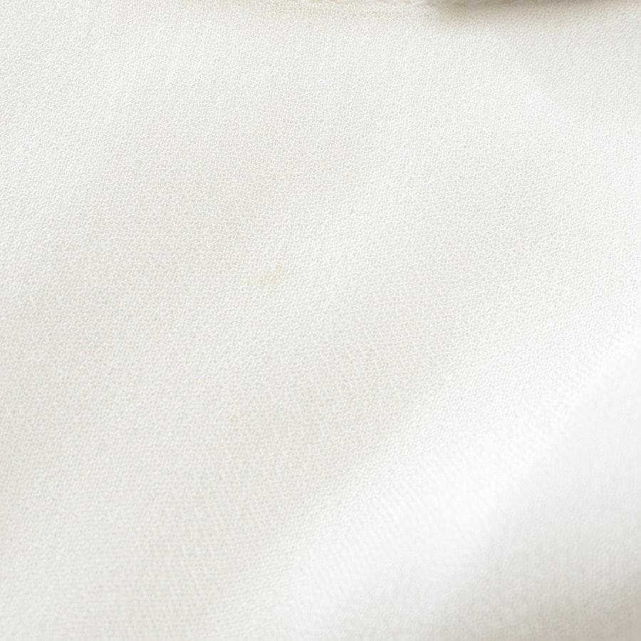 Kurzarmbluse von Iro in Creme Gr. 36 FR 38