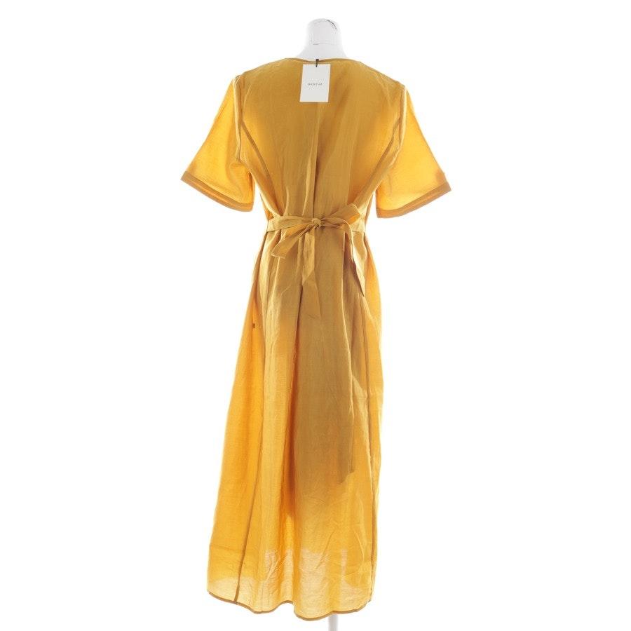 Kleid von Gestuz in Senfgelb Gr. 42 - NEU