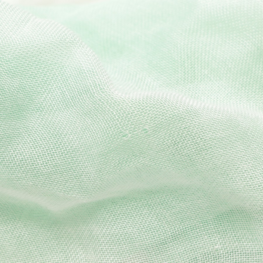 scarf from Faliero Sarti in green and white