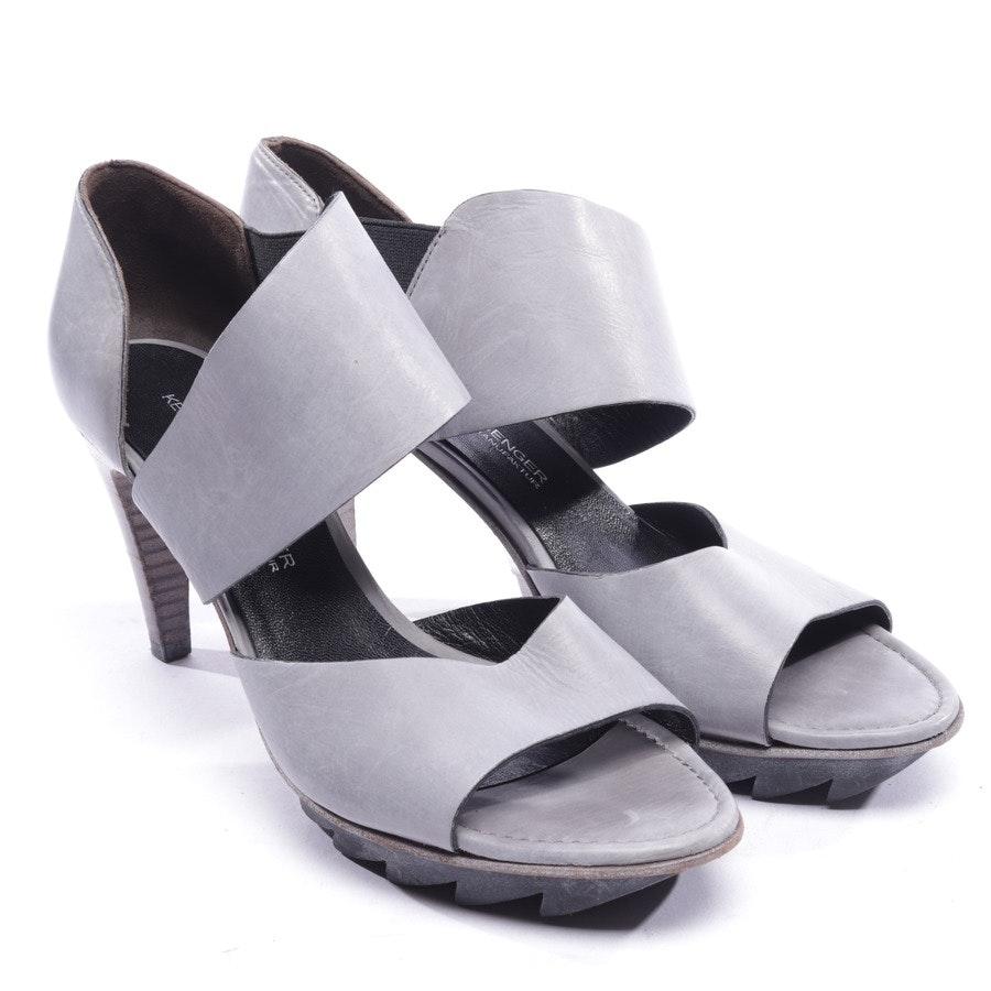 Sandaletten von Kennel & Schmenger in Grau Gr. EUR 38 UK 5