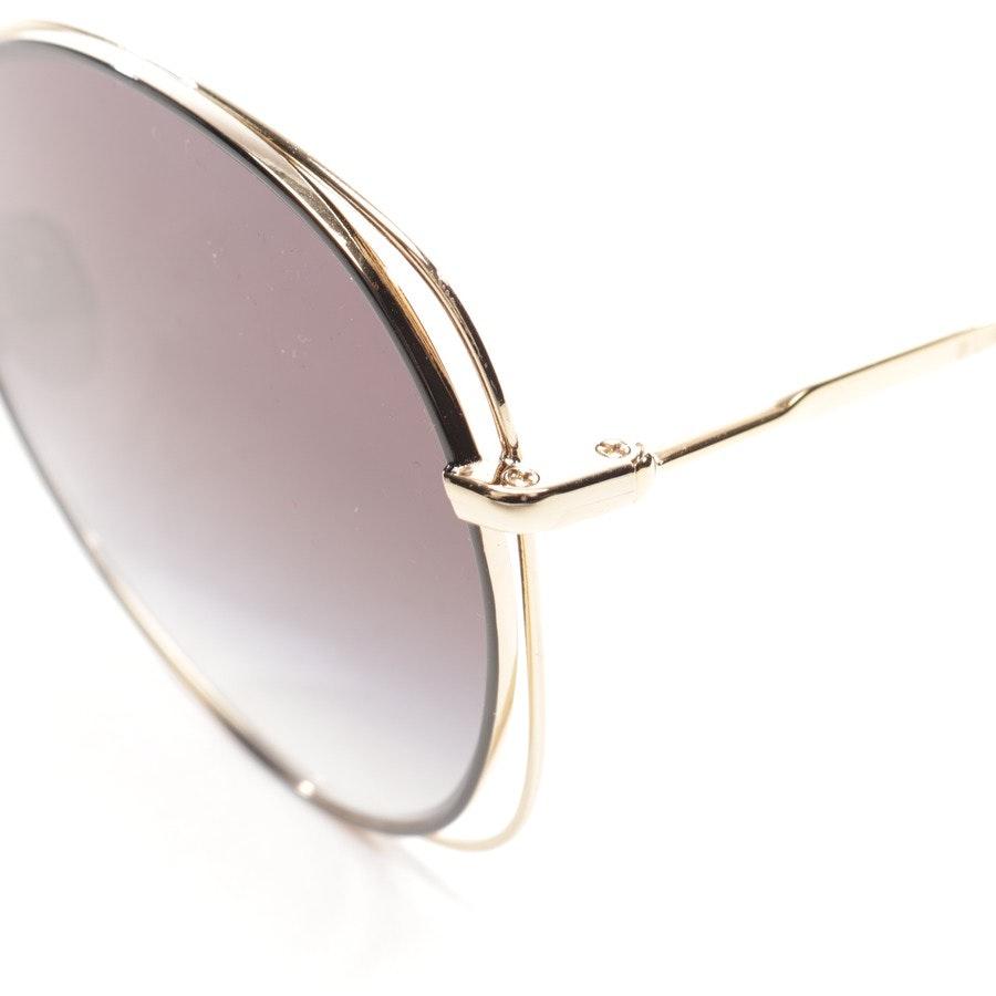Sonnenbrille von Burberry in Gold - B3105