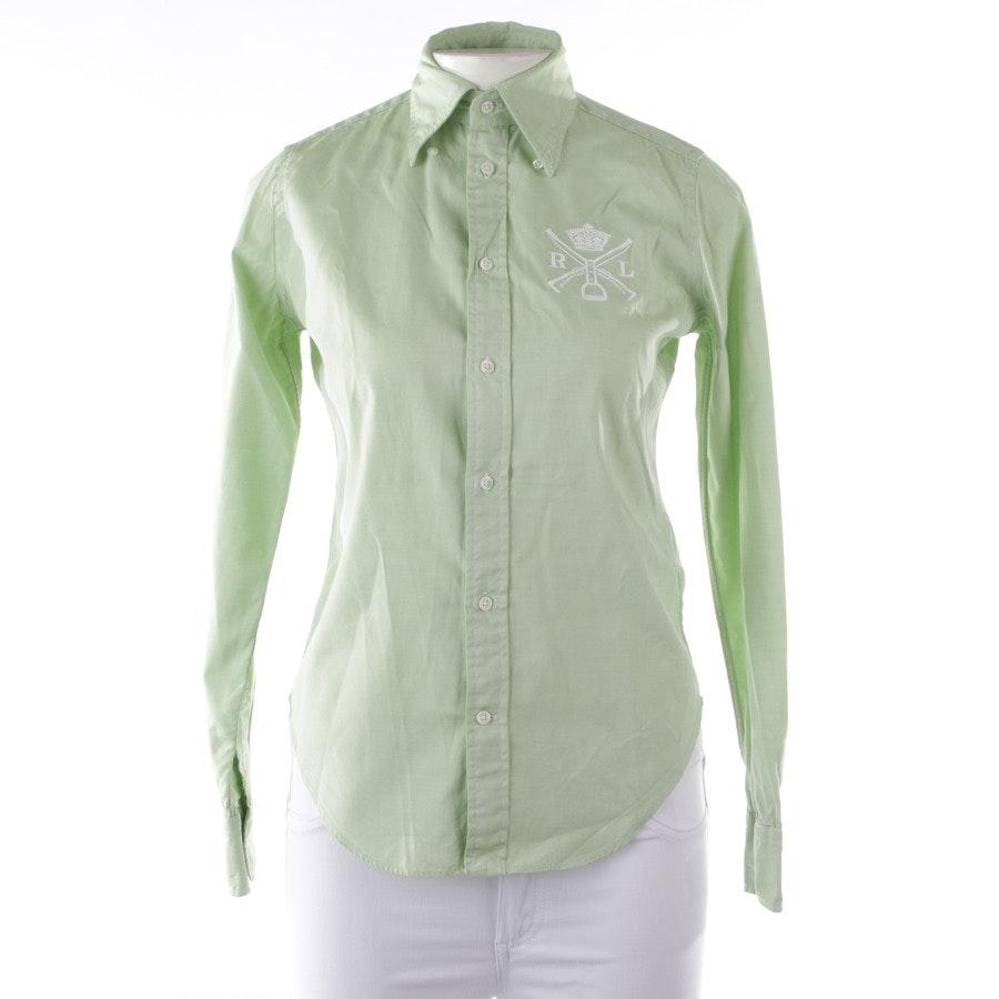 Bluse von Polo Ralph Lauren in Mintgrün Gr. 34 US 4