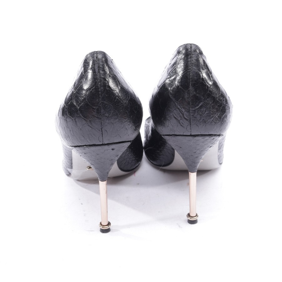 pumps from Sergio Rossi in black size EUR 38 - new