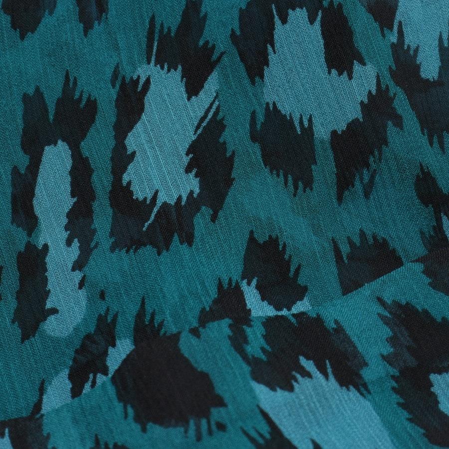Seidenbluse von Diane von Furstenberg in Multicolor Gr. L - Neu