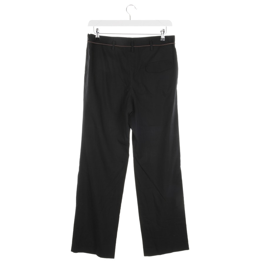 trousers from Gunex in black size 38