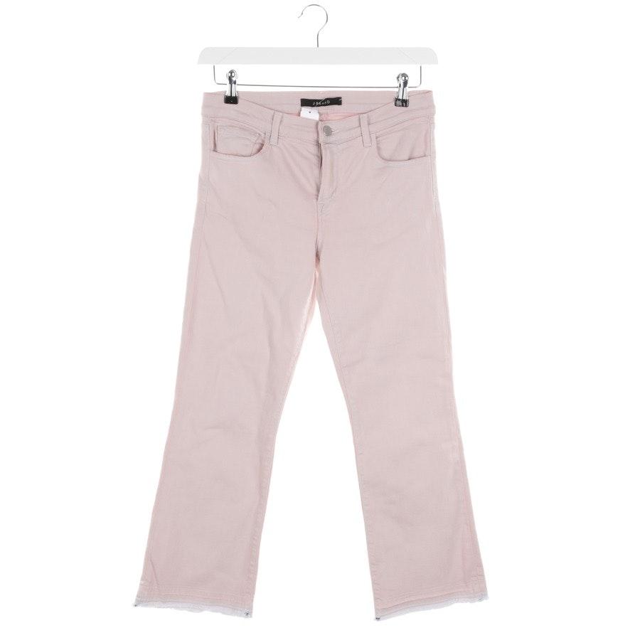 Jeans von J Brand in Altrosa und Grau Gr. W29 - Selena